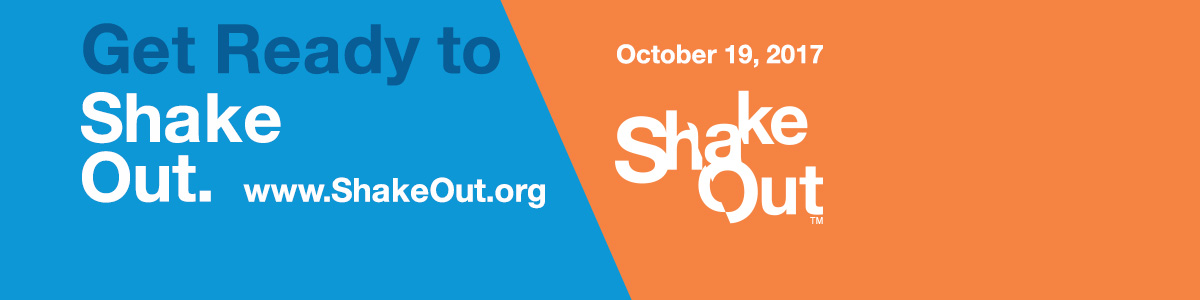Shake Out 2017